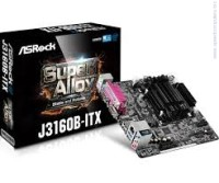 AsRock J3160B 2.24GHz mini-ITX Дънна платка