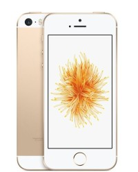 Apple iPhone SE 64GB Gold златист смартфон