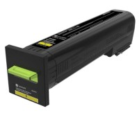 Lexmark Yellow Extra High Yield Return Program Toner Cartridge консуматив