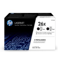 HP 26X High Yield Black Original LaserJet Toner Cartridge консуматив