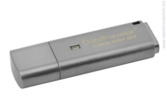 Флаш памет Kingston DataTraveler Locker+ G3 16GB USB 3.0 Metal Флаш памет Kingston DataTraveler Locker+ G3 16GB USB 3.0 Metal