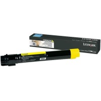 Lexmark C950 Yellow Toner Cartridge Extra High Regular консуматив