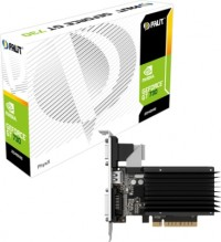 PALIT GeForce GT 730 2GB DDR3 Heatsink видео карта