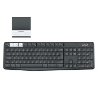 Logitech K375s Multi-Device Безжична клавиатура +  Stand Combo