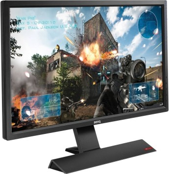 "BenQ RL2755HM RL Gaming 27"" TN LED Full HD монитор Absolute Control and Visibility for Console Gaming.