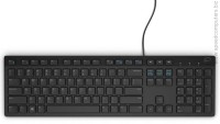 Dell KB216 Wired Multimedia Клавиатура черен