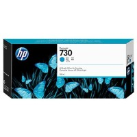 HP 730 300-ml Cyan Ink Cartridge консуматив