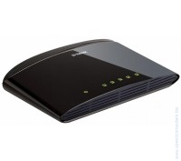 D-Link DES-1005D 5-Port 10/100Mbps Fast Ethernet Unmanaged Switch