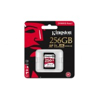 Kingston 256GB SDXC Class 10 карта памет
