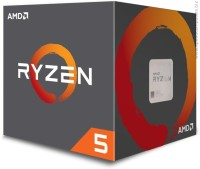 AMD Ryzen 5 1400 3,2 GHz (3,4 GHz Turbo Boost) AM4 Box Процесор