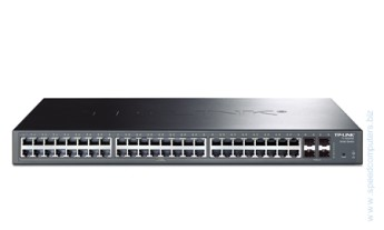 48-port Gigabit Smart Switch TP-Link TL-SG2452 with 4 SFP slots 