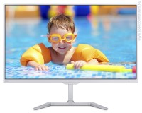 "PHILIPS 246E7QDSW 23.6"" Wide PLS LED Сребрист монитор"