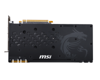 MSI GTX 1070 GAMING 8G 8GB GDDR5 Видео карта