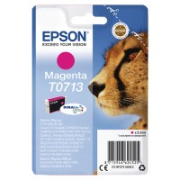 Epson T0713 Magenta Ink Cartridge консуматив