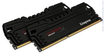 Памет Kingston HyperX Beast 16GB (2x8GB) DDR3 2133MHz CL11 Kingston HyperX Beast 16GB(2x8GB) DDR3 PC3-17000 2133MHz CL11 HX321C11T3K2/16
