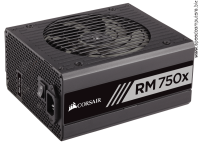 Захранване Corsair Enthusiast Series RM750x 80 Plus Gold 750W