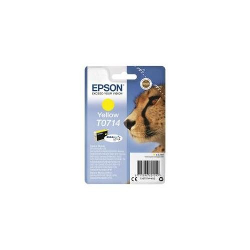 Epson T0714 Yellow Ink Cartridge консуматив