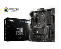 MSI Z370 PC PRO s.1151 ATX Coffee Lake дънна платка