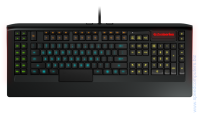 Геймърскa клавиатура SteelSeries Apex US layout