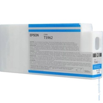 Epson T596 Ink Cartridge Cyan 350 ml Epson Stylus Pro 7700, 8790, 7900, WT7900, 7900 CTP, 9700, 9890, 9900