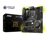 MSI Z370 SLI PLUS s.1151 ATX Coffee Lake дънна платка