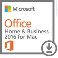 Office Home Business 2016 English за Mac OS