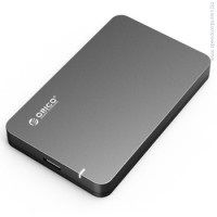 "Orico 2569S3 Black 2.5""HDD Enclosure USB3.0 кутия за диск"