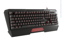 Natec Genesis RX69 Gaming Keyboard с подсветка