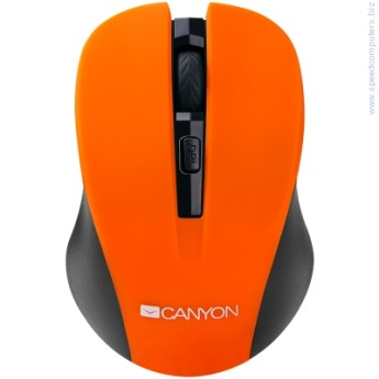 Мишка CANYON Mouse CNE-CMSW1 оранжев Мишка CANYON Mouse CNE-CMSW1 оранжев