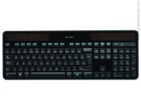 Logitech Solar Wireless Keyboard K750 Клавиатура