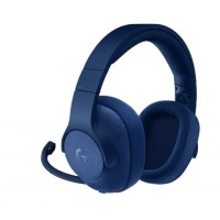 Logitech G433 7.1 DTS Headphone X Gaming слушалки сини