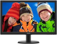 "Philips 243V5QHABA 23.6"" LED VA Full HD монитор"