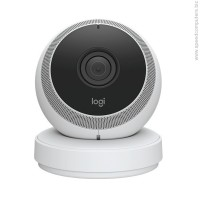 Logitech Circle Home Security камера WiFi FullHD White