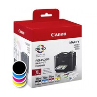 Canon Ink PGI-2500XL BK/C/M/Y Multi-Pack мастилени касети + калкулатор
