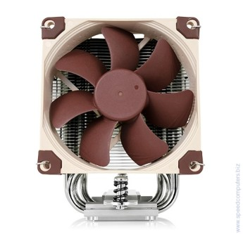 Охладител за процесор Noctua NH-U9S LGA2011-0, LGA2011-3, LGA115x, AMD Noctua Охлаждане CPU Cooler NH-U9S LGA2011-0/LGA2011-3/LGA115x/AMD
