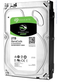 Seagate BarraCuda Guardian 2TB 64MB SATA III Твърд диск