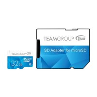 Team Group Color 32GB Micro SD карта памет + адаптер