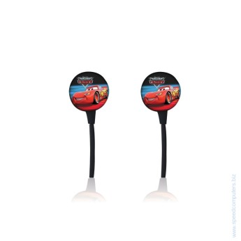 Слушалки Disney Cars DSY-HP720 Disney Earphone Cars DSY-HP720