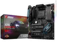 MSI X370 GAMING PRO CARBON SLI AM4 Ryzen ATX Дънна платка