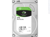 Seagate BarraCuda Guardian 3TB 64MB SATA III 6.0Gb/s Твърд диск