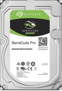 Seagate BarraCuda Pro 4TB + Rescue 256MB SATA III 6.0Gb/s Твърд диск