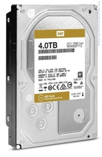 "Western Digital GOLD 4TB SATAIII 3.5"" 128MB Твърд диск"