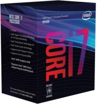 Intel Core i7-8700 4.60GHz, 12MB, LGA1151 box процесор