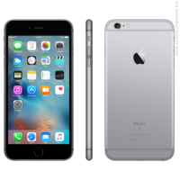 Apple iPhone 6S Plus 16GB Space Gray Реновиран смартфон