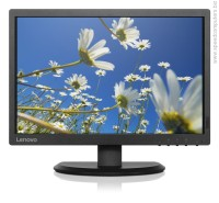 "Lenovo ThinkVision E2054 19.5"" LED Монитор черен"