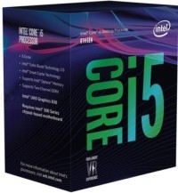 Intel Core i5-8400 4.0GHz, 9MB, LGA1151 box процесор