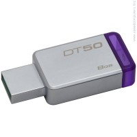 KINGSTON 8GB DataTraveler 50 USB 3.0 Flash памет