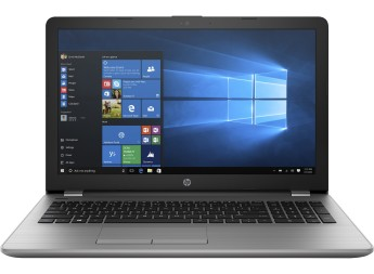 HP 250 G6 Intel i5-7200U 16GB 256SSD лаптоп сив лаптоп HP 250 G6 Intel® Core™ i5-7200U with Intel HD Graphics 620 (2.5 GHz, up to 3,10 GHz with Intel Turbo Boost Technology, 3 MB cache, 2 cores) 15.6 FHD AG LED SVA 16GB DDR4 2400 MHz RAM (2x8) 256 GB M.2 SSD HDD Intel® HD Graphics 620 DVD+/-RW Intel 3168 AC+ BT 3Cell Battery DOS, 2 years warranty,asteroid silver