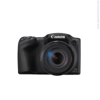 Цифров фотоапарат Canon PowerShot SX420 IS Черен