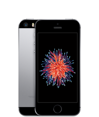 Apple iPhone SE 16GB Space Gray реновиран смартфон